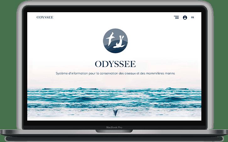 Site web Odyssee