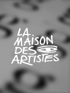 Logo La Maison des artistes